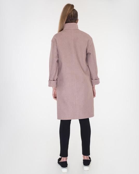 Пальто свобдный крой Кэмел