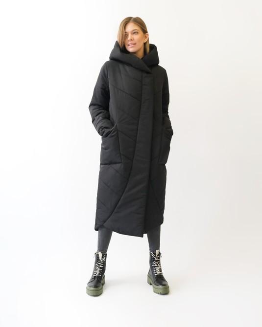 """Куртка """"Одеяло"""" черный"""