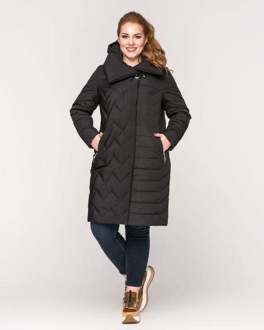 Женская куртка ботал черный