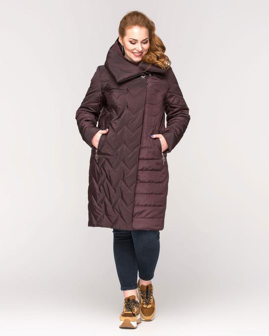 Женская куртка ботал вино