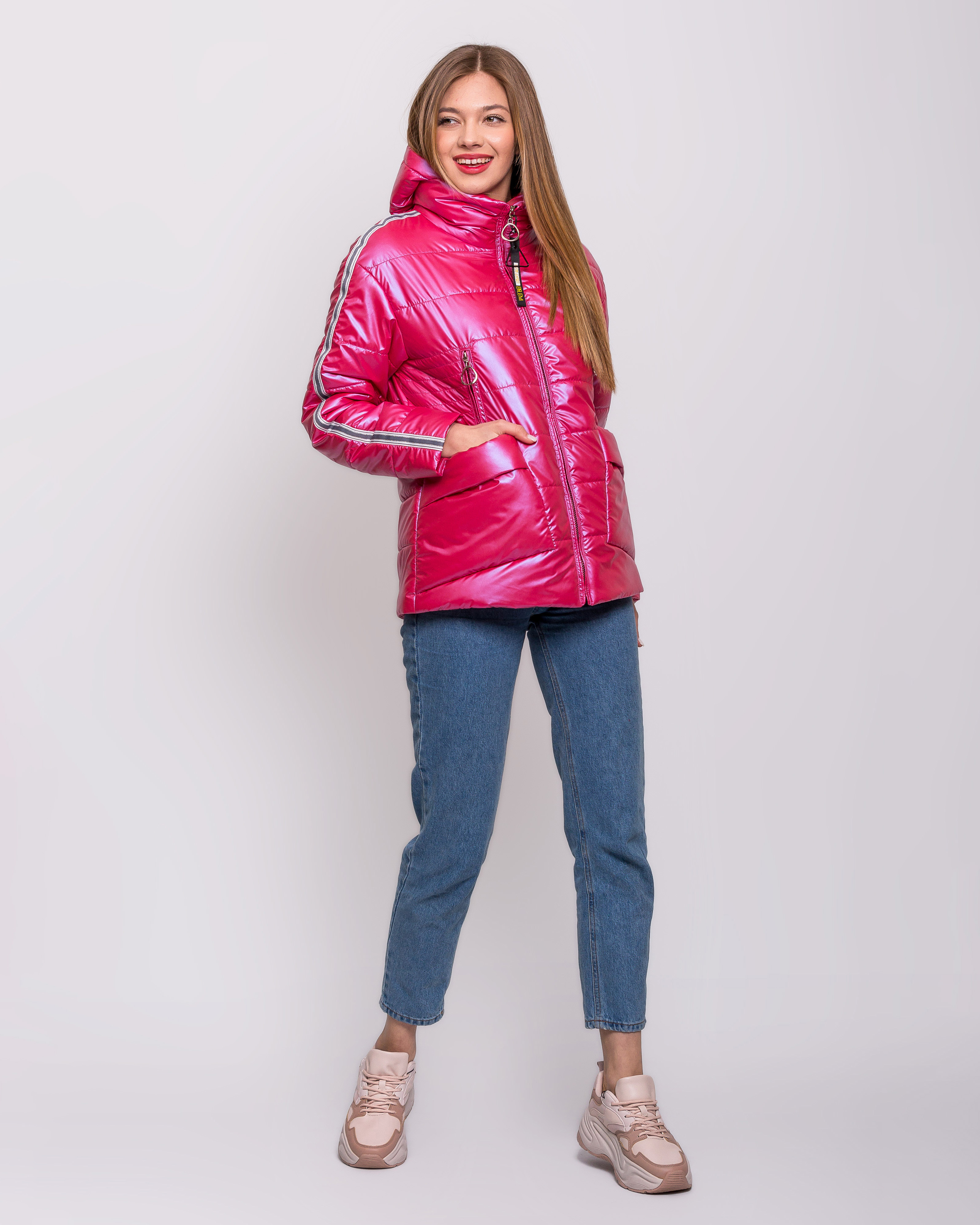 Куртка - съемный капюшон