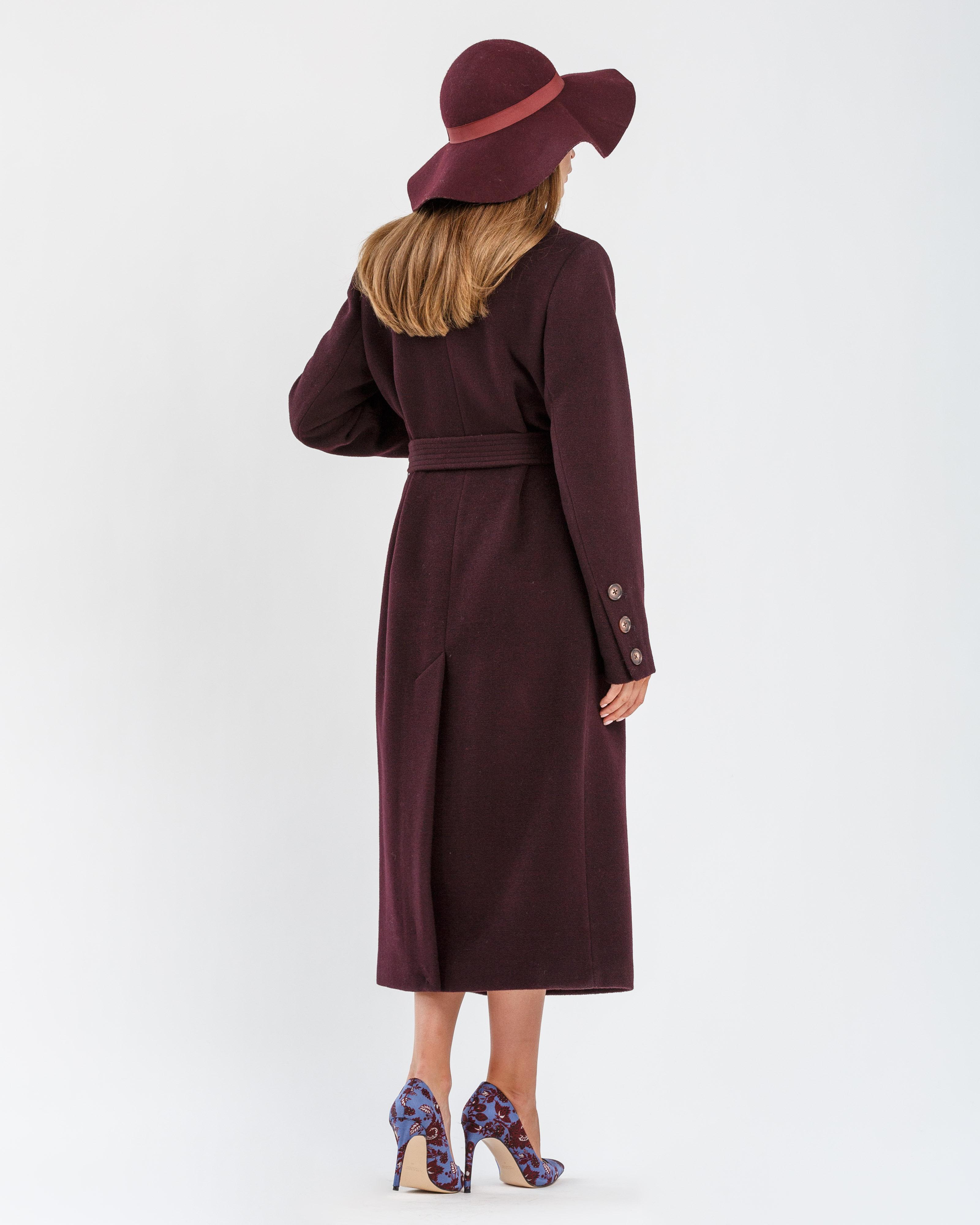 Пальто Макси классика