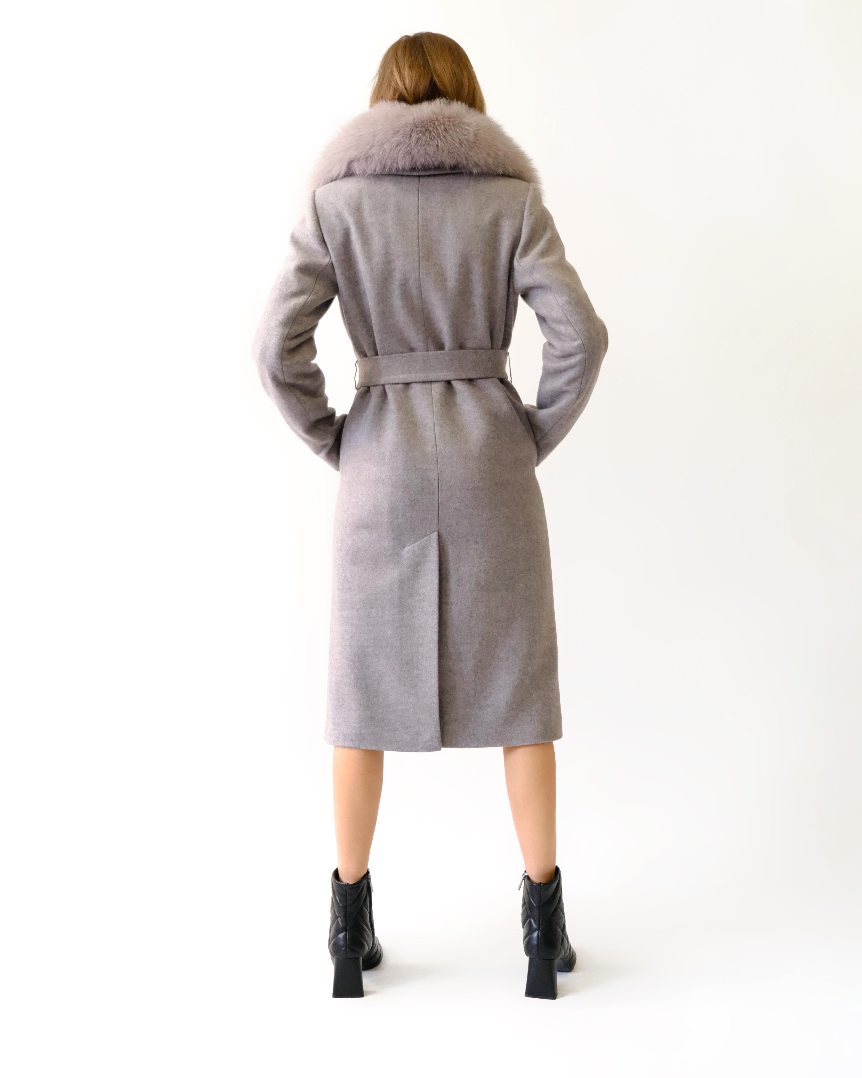 Зимнее классическое пальто