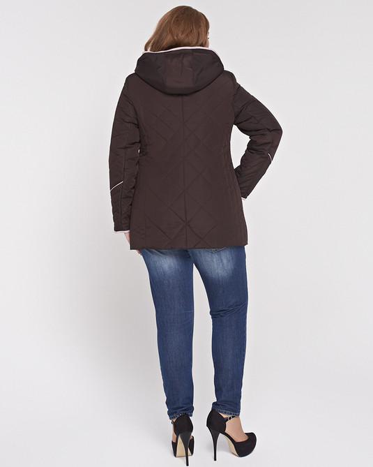 Куртка ботал коричневая