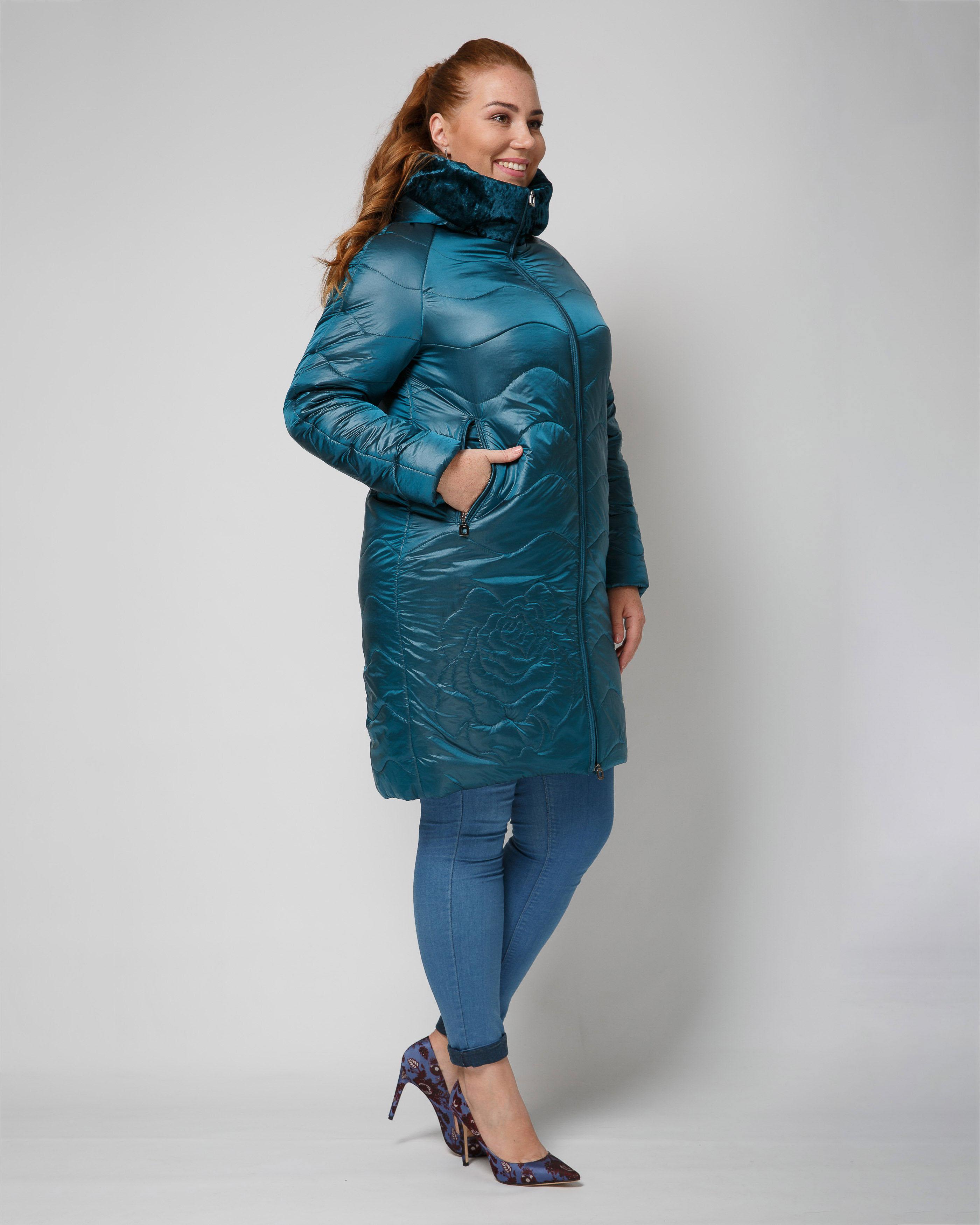Куртка атласная