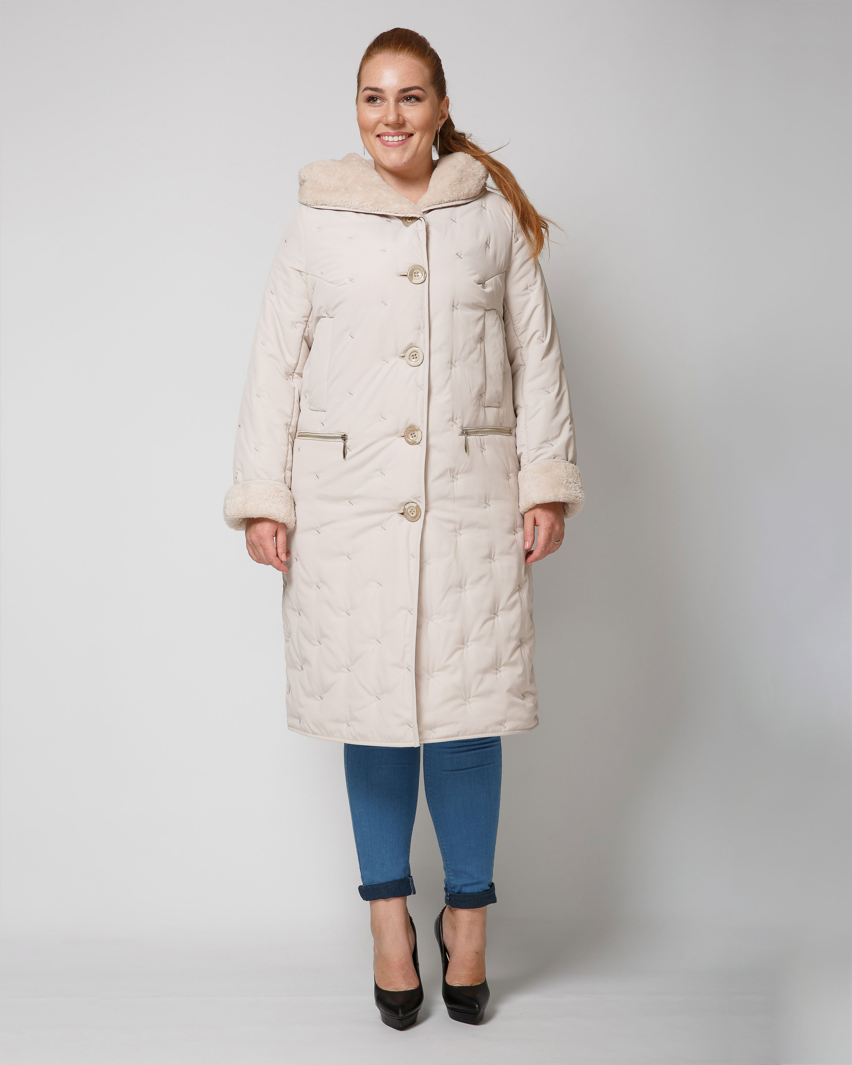 Куртка стеганная