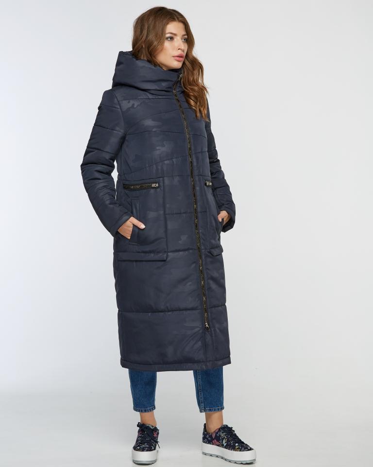 Куртка макси