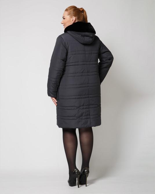 Куртка зимняя ботал темно-синий