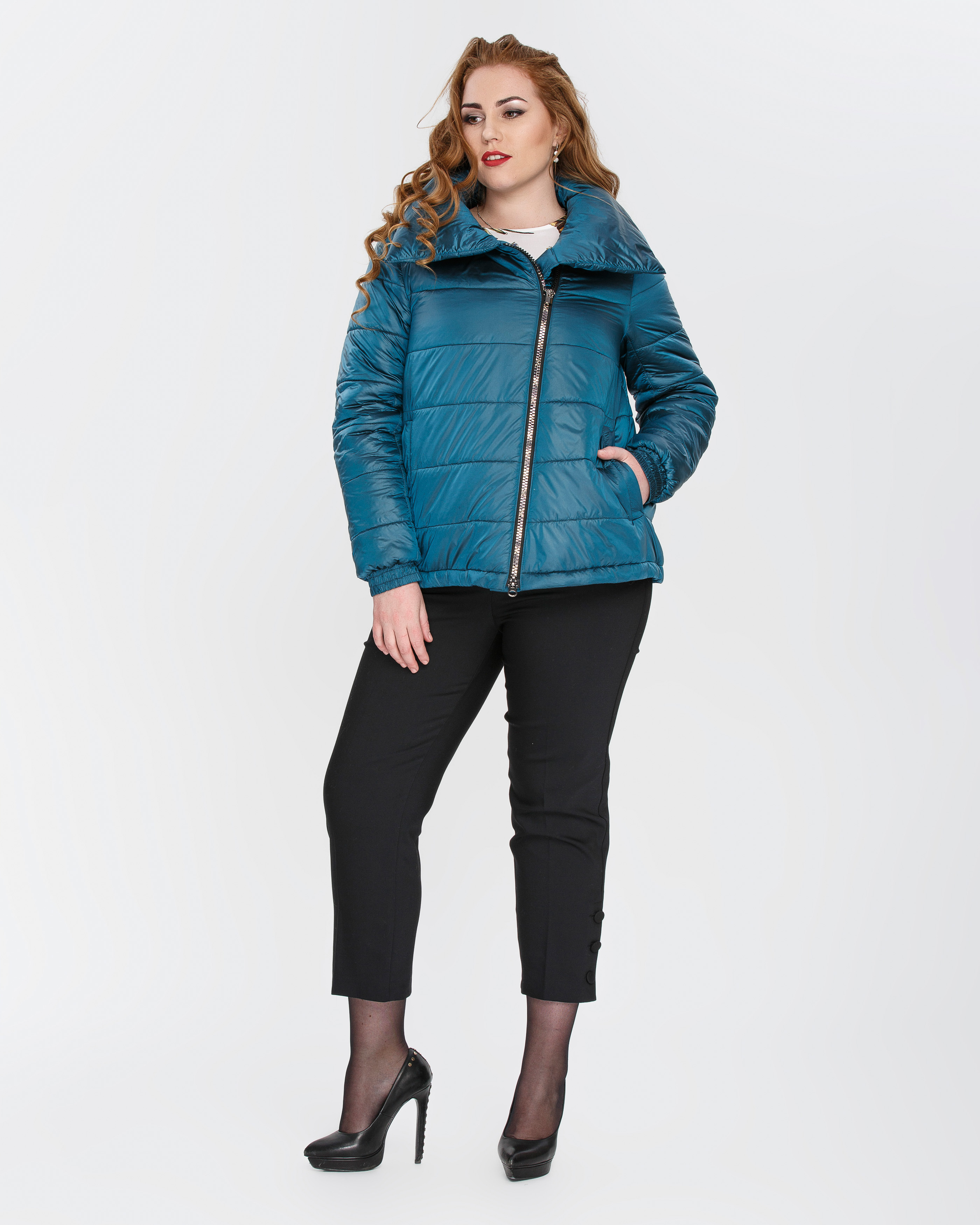 Куртка короткая аталс