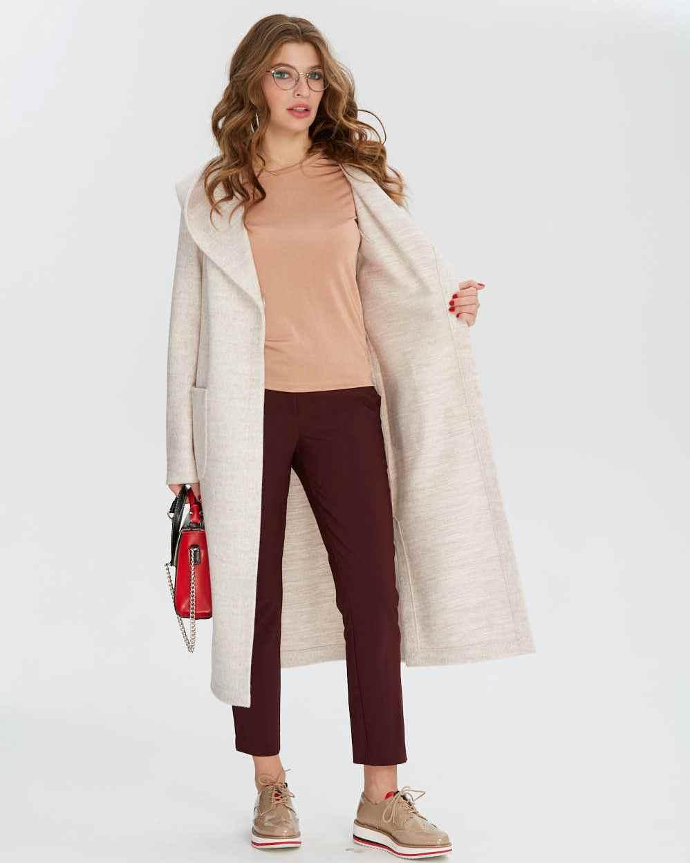 Пальто без подкладки